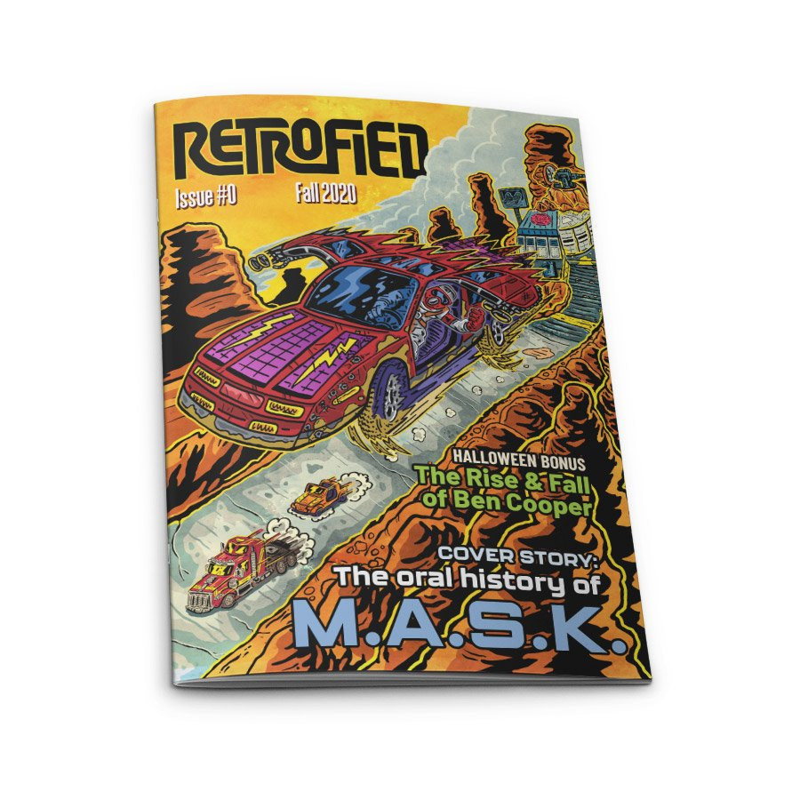 Retrofied Mag v0