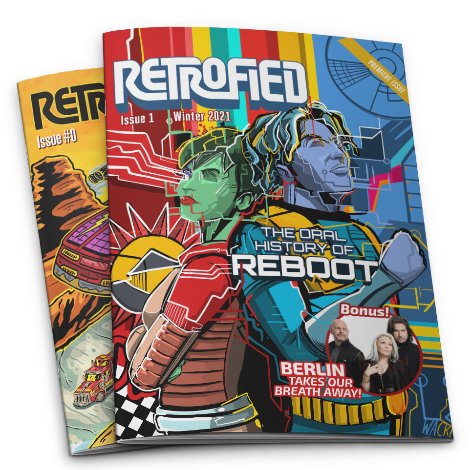 retrofied magazine