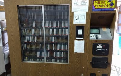 Before Blockbuster and Redbox There Was Video Vendor
