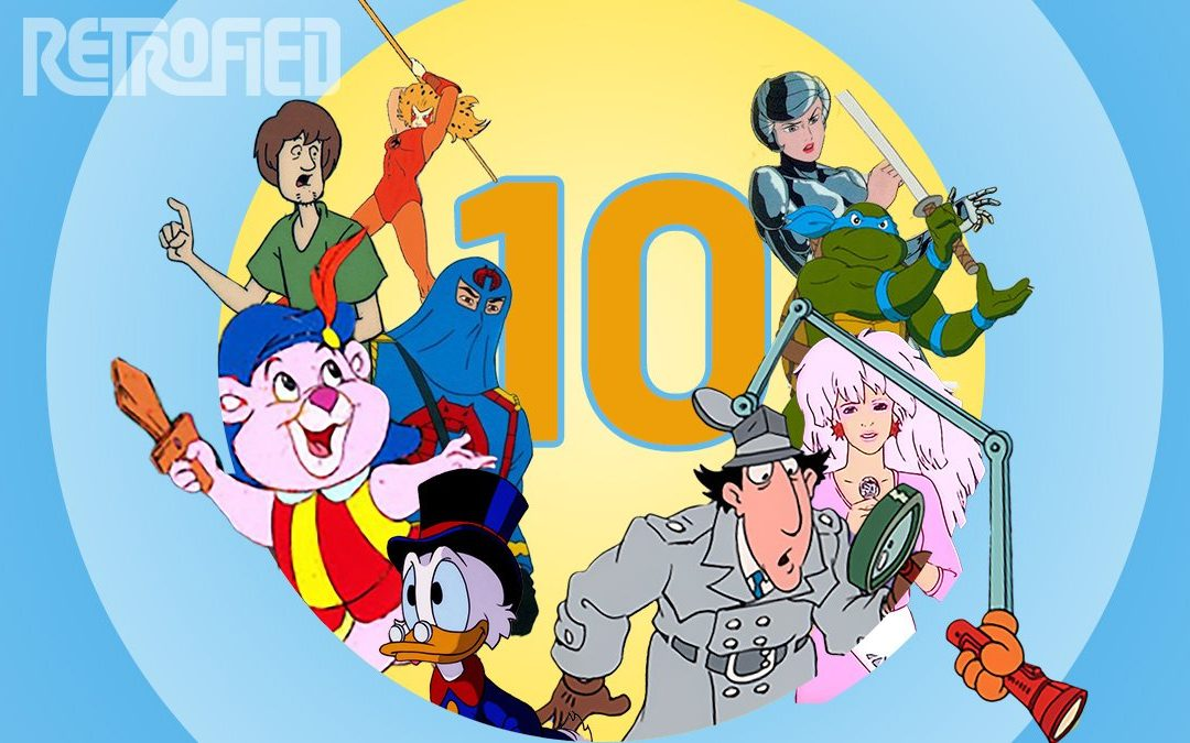 10 Classic Cartoon Theme Song Rankings