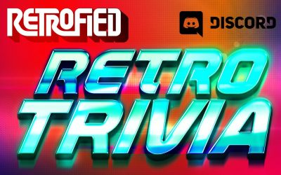 Retro Trivia Quiz #1- How Well Do You Remember the '80s and '90s?