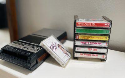 Nostalgia's Revenge: Dirty Dancing Through The Wonder Years––On Cassette Tape!