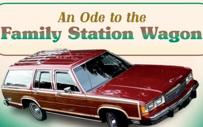 An Ode to the Family Station Wagon