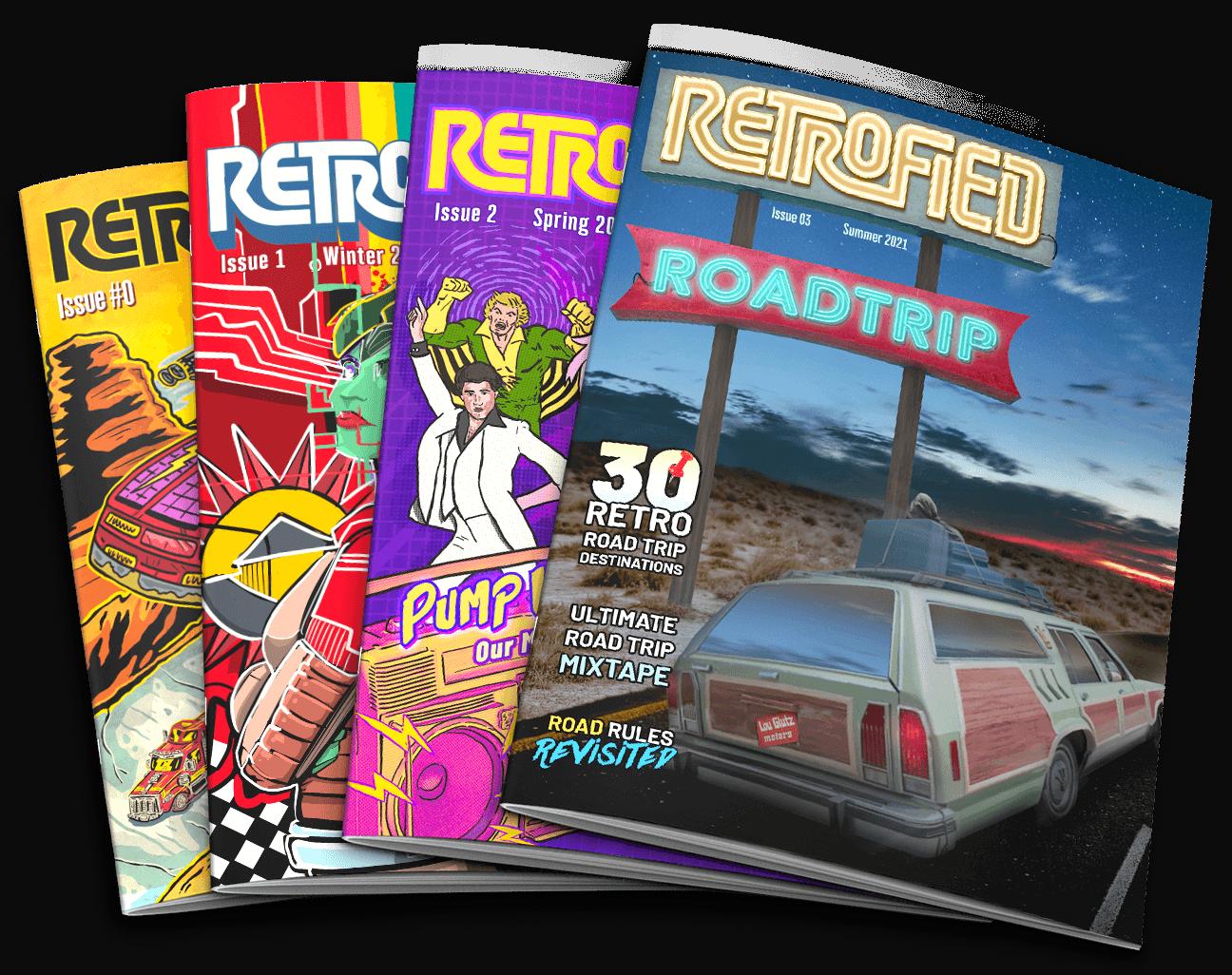 Retrofied Magazine (Retro Magazine)