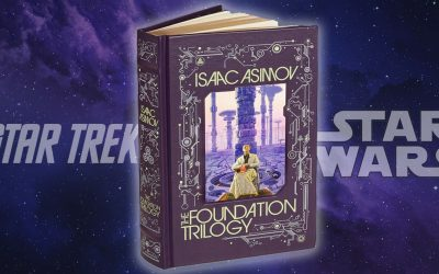 One Foundation To Inspire Them All: A Look at Isaac Asimov's Foundation Saga